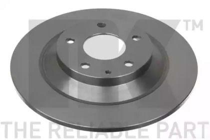 Гальмівний диск на Мазда СХ5 NK 203279.