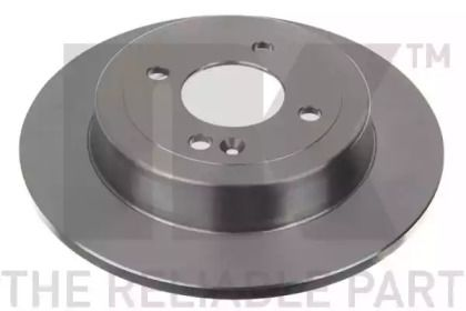 Тормозной диск на KIA RIO 'NK 203539'.