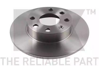 Тормозной диск 'NK 203605'.