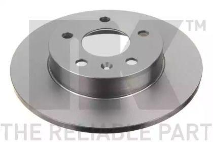 Тормозной диск на OPEL ZAFIRA 'NK 203631'.