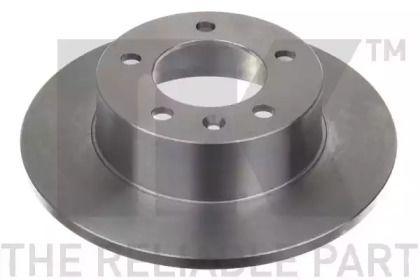 Тормозной диск на OPEL MOVANO 'NK 203643'.
