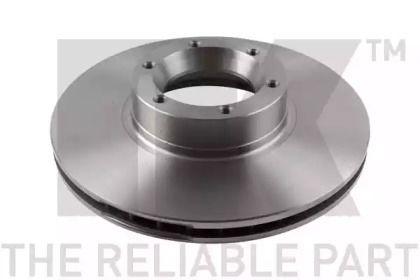 Вентилируемый тормозной диск на Опель Мовано 'NK 203920'.