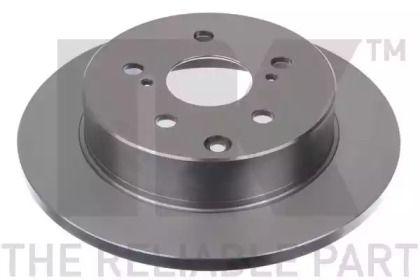 Тормозной диск на Лексус НС 'NK 2045114'.