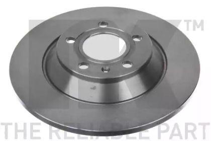 Тормозной диск на Ауди А6 Олроуд 'NK 2047148'.