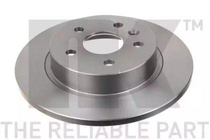 Тормозной диск на OPEL MOKKA 'NK 205014'.