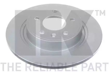 Тормозной диск на CHEVROLET VOLT 'NK 205016'.