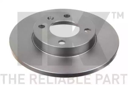 Тормозной диск 'NK 209933'.