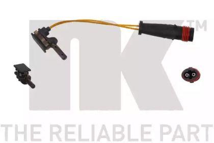 Датчик зносу гальмівних колодок на Mercedes-Benz GLE  NK 280084.