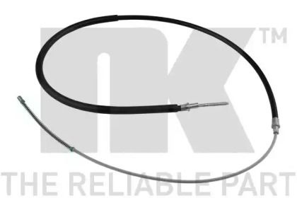Трос ручника на VOLKSWAGEN PASSAT 'NK 904754'.
