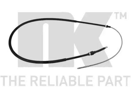 Трос ручника на VOLKSWAGEN PASSAT NK 904755.