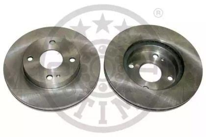 Вентильований передній гальмівний диск на Мазда Деміо OPTIMAL BS-0560.