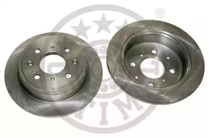Задний тормозной диск на Ровер Купе 'OPTIMAL BS-0830'.