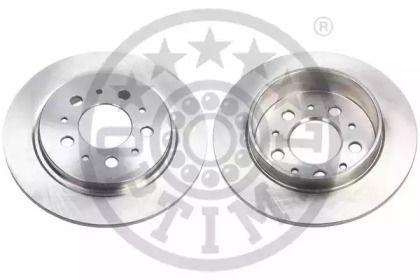 Задний тормозной диск на Вольво 740 'OPTIMAL BS-2380'.