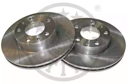 Вентилируемый передний тормозной диск на FIAT DUCATO 'OPTIMAL BS-4760'.