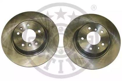 Задний тормозной диск 'OPTIMAL BS-5100'.