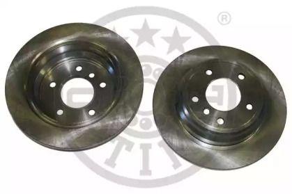 Задний тормозной диск 'OPTIMAL BS-5540'.