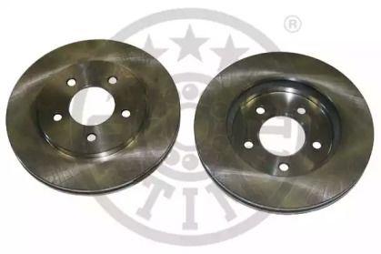 Вентилируемый передний тормозной диск на Додж Караван 'OPTIMAL BS-5640'.