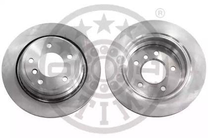Вентилируемый задний тормозной диск 'OPTIMAL BS-5880'.