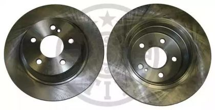 Задний тормозной диск на MERCEDES-BENZ CLS 'OPTIMAL BS-7786'.