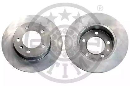 Задний тормозной диск на Ниссан Интерстар 'OPTIMAL BS-7948'.
