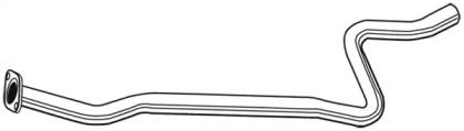 Приймальна труба глушника WALKER 09238.