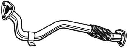 Приймальна труба глушника WALKER 10463 малюнок 0