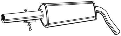 Резонатор WALKER 21575 малюнок 0