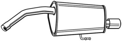 Глушник WALKER 22122 малюнок 1