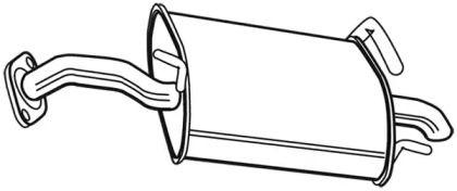 Глушник WALKER 22392 малюнок 1