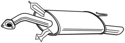 Глушник WALKER 22577 малюнок 1
