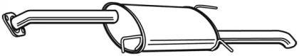 Глушник WALKER 22817 малюнок 1