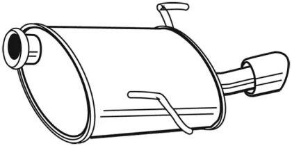 Глушник WALKER 22950 малюнок 1