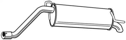 Глушник WALKER 23250 малюнок 0