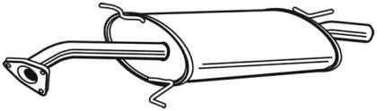 Глушник WALKER 23491 малюнок 1