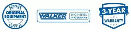 Глушник WALKER 22381 дозвіл по експлуатації 0