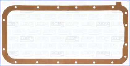 Прокладка, масляный поддон на Альфа Ромео ГТВ 'AJUSA 14031700'.