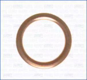 Уплотнительное кольцо, резьбовая пробка маслосливн. отверст. 'AJUSA 18000900'.