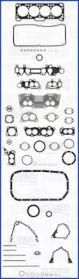Комплект прокладок двигуна на Мітсубісі Кольт 'AJUSA 50121300'.