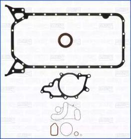 Комплект прокладок блоку циліндрів на Mercedes-Benz W211 AJUSA 54166300.