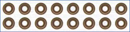 Комплект маслозйомних ковпачків на Мазда МПВ AJUSA 57016600.