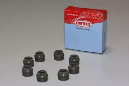 Комплект маслозйомних ковпачків CORTECO 19020514.