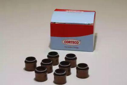 Комплект маслозйомних ковпачків на MAZDA E-SERIE CORTECO 19020630.