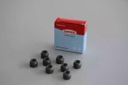 Комплект маслосъемных колпачков на Сеат Альтеа 'CORTECO 19025682'.