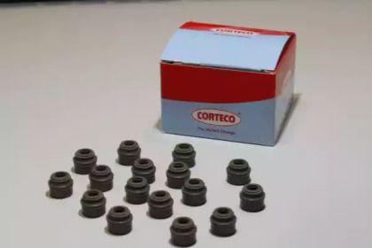 Комплект маслозйомних ковпачків на Мерседес Гл Клас  CORTECO 19026849.