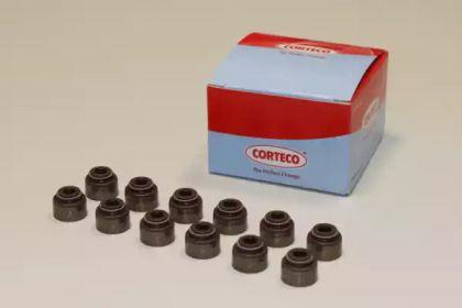 Комплект маслозйомних ковпачків на Мазда МХ3 'CORTECO 19036071'.