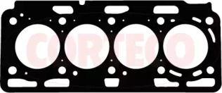 Прокладка ГБЦ на Мерседес Гла  CORTECO 415632P.