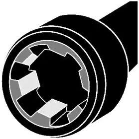 Болт ГБЦ (комплект) на Сеат Альтеа CORTECO 016291B.