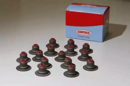 Комплект маслозйомних ковпачків CORTECO 19036766.
