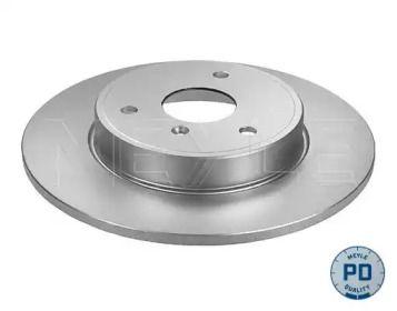 Передний тормозной диск на Смарт Форту 'MEYLE 015 521 0030/PD'.