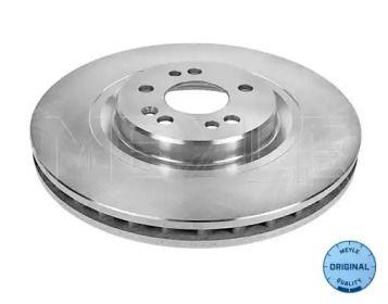 Вентилируемый передний тормозной диск на MERCEDES-BENZ M-CLASS 'MEYLE 015 521 2056'.